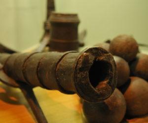 Європейська артилерія XV-XVI ст. у Північному Причорномор'ї (на основі зразків з українських музеїв)